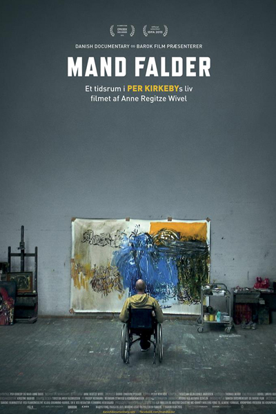 Mand falder (A man falling)